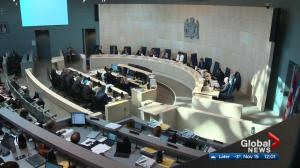 Public hearing for Edmonton's proposed four-year operating budget